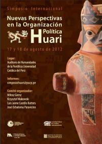Nuevas Perspectivas en la Organización Política Huari