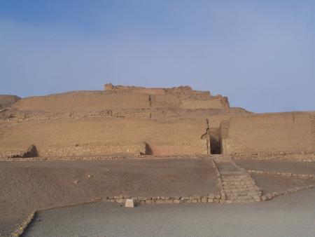 Templo del Sol - Pachacamac